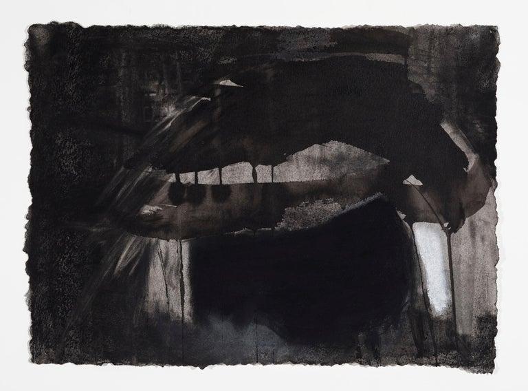 Anastasia Pelias Abstract Drawing - Untitled (Georgia II)