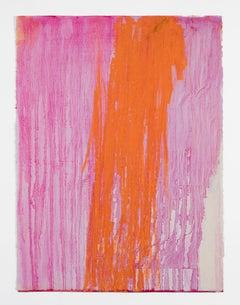 Untitled (magenta and orange)
