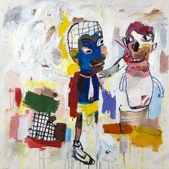 Outsider Art Mixed Media