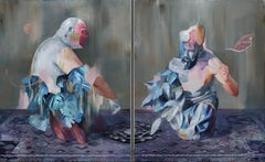 The Game (diptych)
