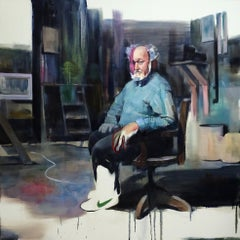 Self Portrait as an Old Man