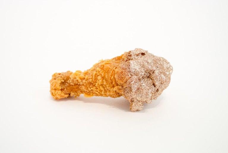 Artemis Antippas Figurative Print - Chicken (smoky quartz)