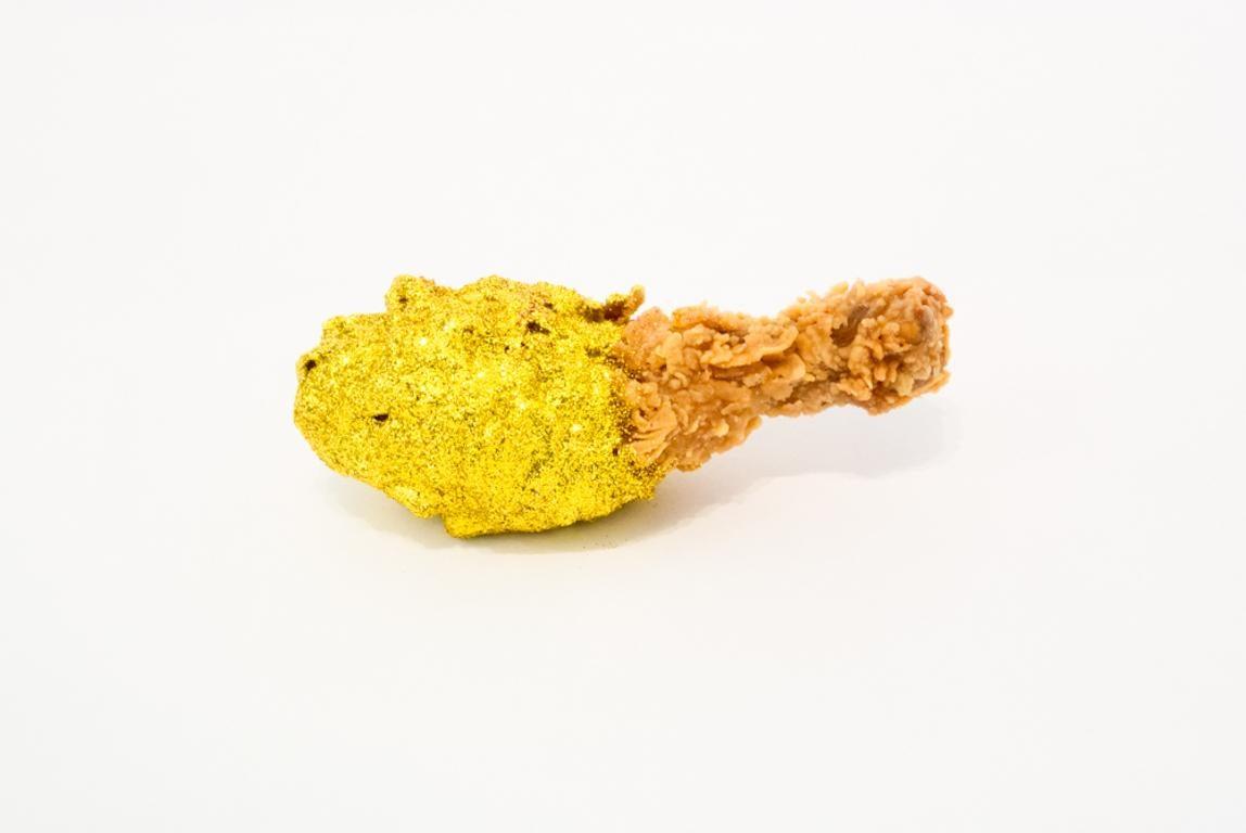 Chicken (yellow barite)