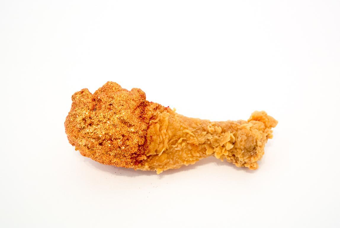 Chicken (cinnabar)