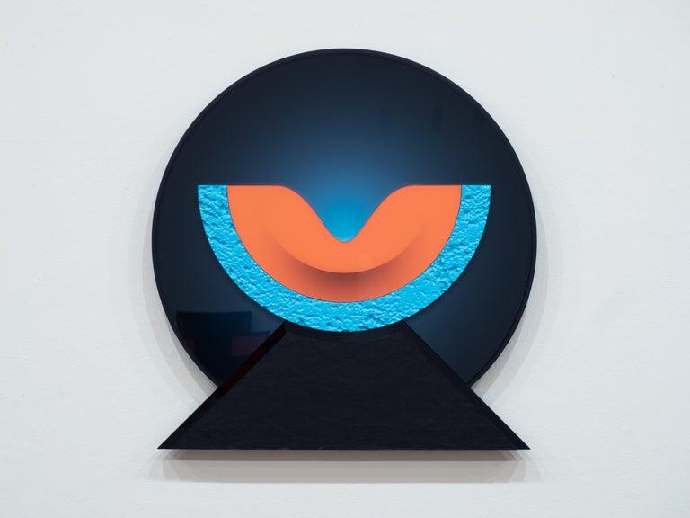 Ekvilibra - Mixed Media Art by Joshua Edward Bennett
