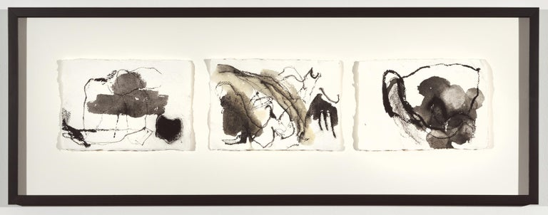 Anastasia Pelias Abstract Drawing - Quarantine Drawings 2, 7, 11