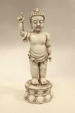 Shakyamuni Buddha Statue China, late Qing-Dynasty