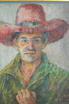 Spanish Man with hat