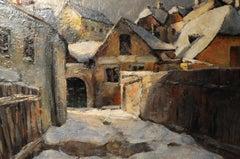 Village in Wintertime - Dorf im Winter