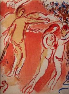 Adam et Eve chassés du Paradis terrestre