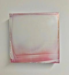 La Jolla Fields, 21st century, modern, abstract, rose