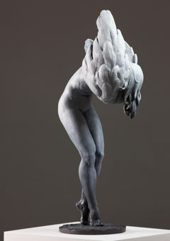 Odette - Modern, 21st Century, Bronze, Figurative Sculpture