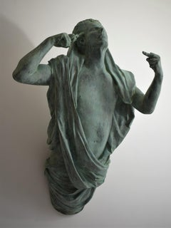 I know you want me dead, 21st century, modern, weapon, colt, sculpture