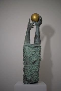 Till I die, 21st century, modern, blanket, sculpture