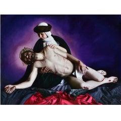 Piedad, 21st century, modern, jesus, woman, maria, history, religion