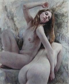 NUDES, 21st century, modern, nude, elegance, women
