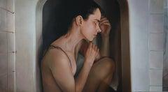Bagno II, 21st century, modern, nude, women,