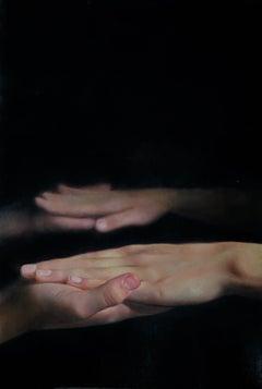 Attachement I , 21st century, modern, hands, detail