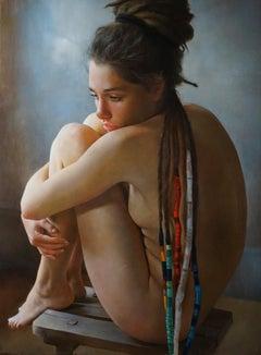 Manya III, 21st century, modern, nude, woman, elegance