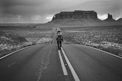 There were roads ⎟ Never Travelled, Monument Valley, Utah, 160 x 221 cm , ed. 10