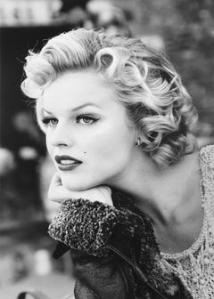 """""""We are all of us stars, and deserve to twinkle."""", series Missing Marilyn"""