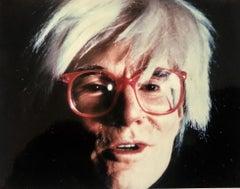 Andy Warhol, Polaroids, New York Factory, Unique Piece, Pop Art