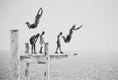 Le plongeoir, French Riviera