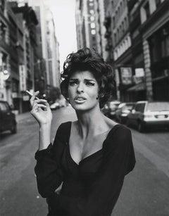 Linda Evangelist, New York City, 1990