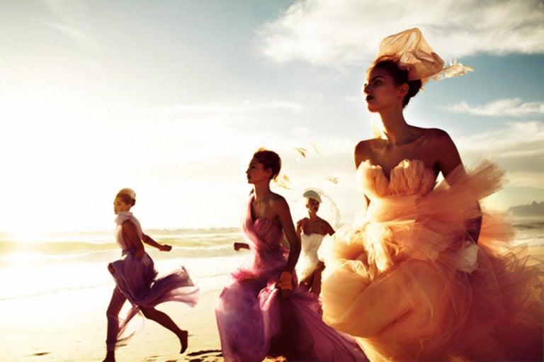 Kristian Schuller Color Photograph - Strand IX