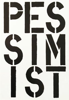 Pessimist - page from the Black Book