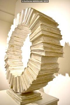 Lorenzo Perrone - Un Luminoso Vuoto - White Bronze 2017