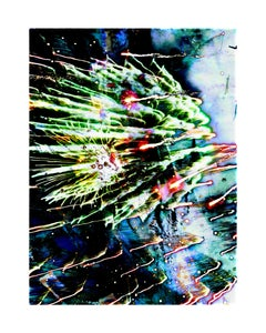 Explosure, #13 by Tom & Lois White, archival pigment print, 40x52in