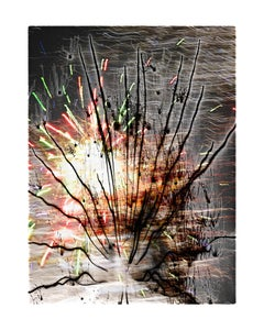 Explosure, #30 by Tom & Lois White, archival pigment print, 40x52in