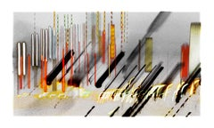 Roadway Conversations, #11 by Tom & Lois White, archival pigment print, 34x57in