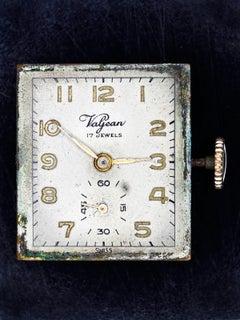 """Watch Face #1, Caren Alpert, Photograph, 11"""" x 14"""""""