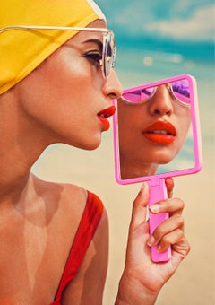21st century fine art photography portrait Acrylic & Dibond Elena Iv-skaya