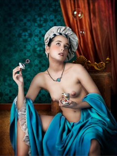 DAMA: modern fine art nude photography by Mariano Vargas (52 x 39 Inch)