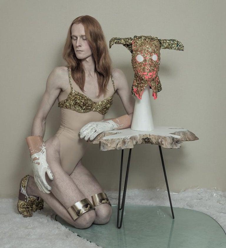 "Alina Karo ""Blank streams of Conxiousness"" limited edition fine art photography - Photograph by Alina Karo"