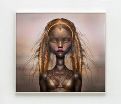 """POP"" Ingrid Baars X Popovy Sisters 22x25 in Original photography Edition of 12"