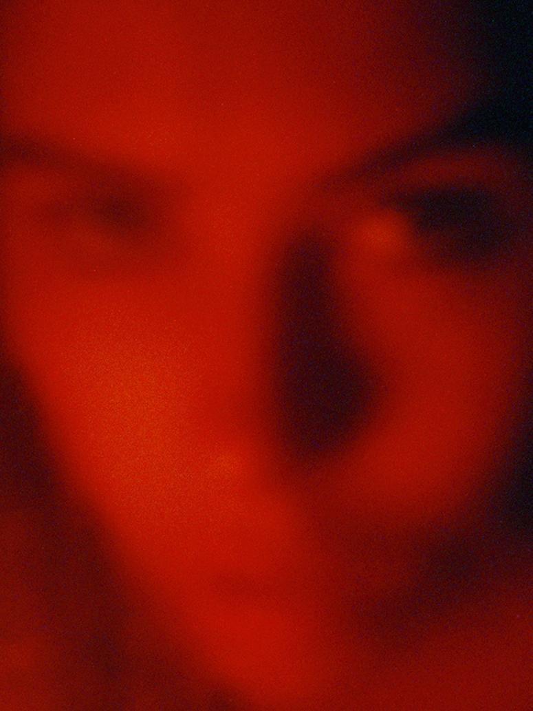 Caroline (LED) Original photography Edition of 3 by Larsen Sotelo