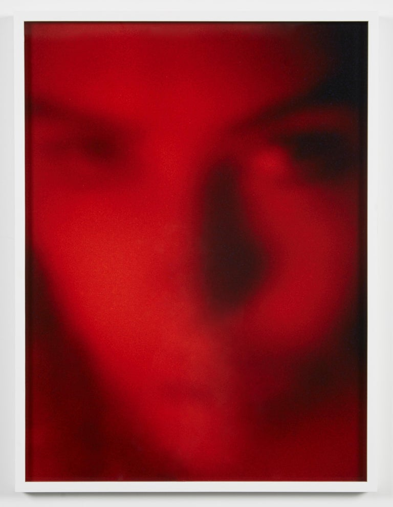 Caroline (LED) Original photography Edition of 3 by Larsen Sotelo For Sale 1