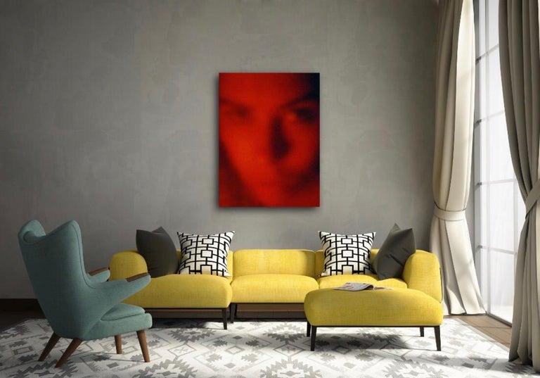 Caroline (LED) Original photography Edition of 3 by Larsen Sotelo For Sale 6