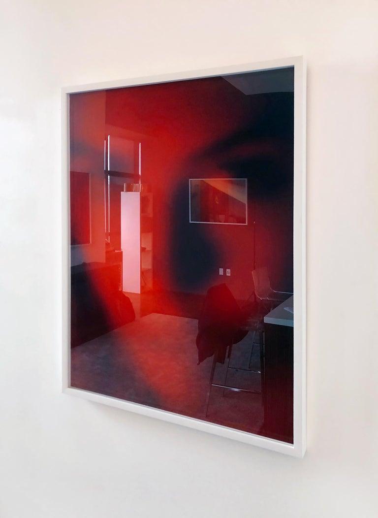 Caroline (LED) Original photography Edition of 3 by Larsen Sotelo For Sale 5