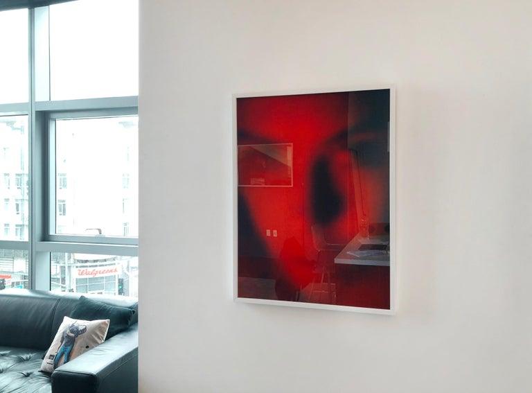 Caroline (LED) Original photography Edition of 3 by Larsen Sotelo For Sale 2