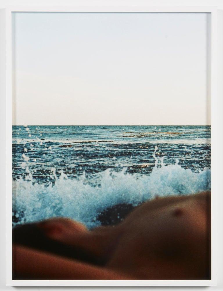 Brooke (Crashing Waves) Original photography Edition of 3 by Larsen Sotelo For Sale 1
