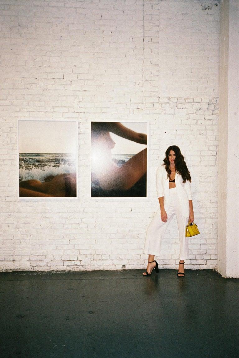 Brooke (Crashing Waves) Original photography Edition of 3 by Larsen Sotelo For Sale 3