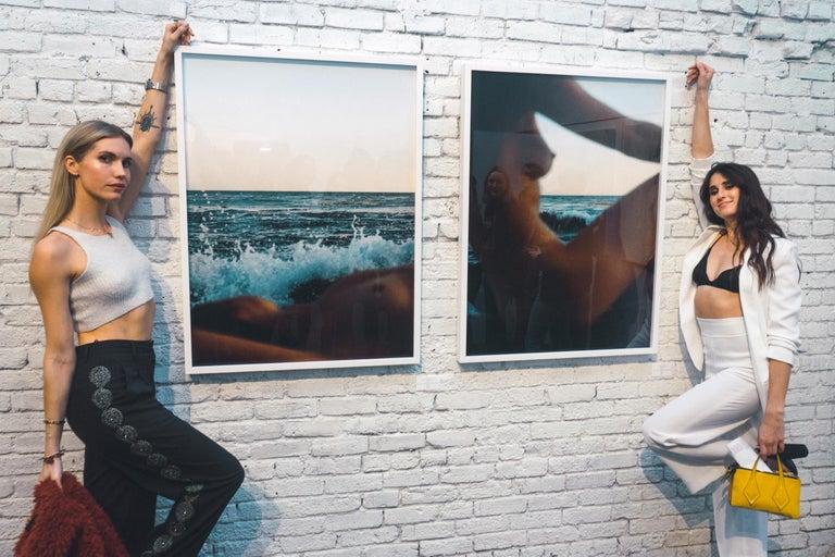 Brooke (Crashing Waves) Original photography Edition of 3 by Larsen Sotelo For Sale 5