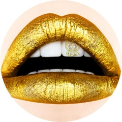 """VERSACE Lips"" Original photography Edition of 8 by Giuliano Bekor"