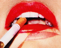 """""""The Lips"""" Original photography Edition of 5 by Larsen Sotelo"""