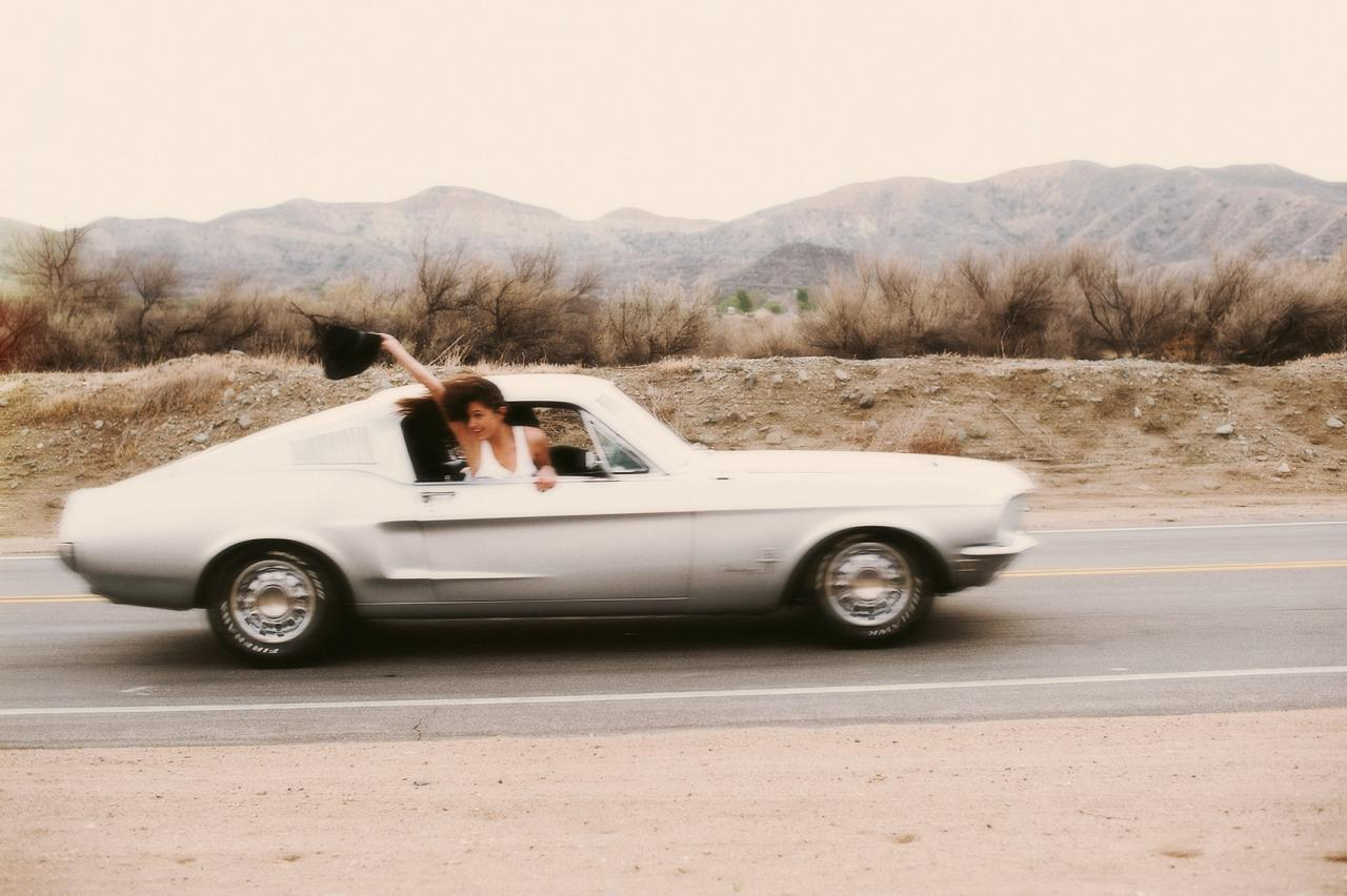 """""""Untitled 1"""" (Mustang) Original photography Edition of 7 by Larsen Sotelo"""